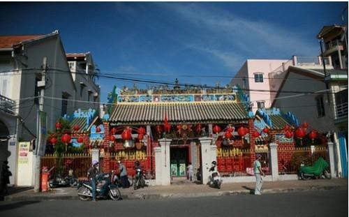 pagode d'Ong