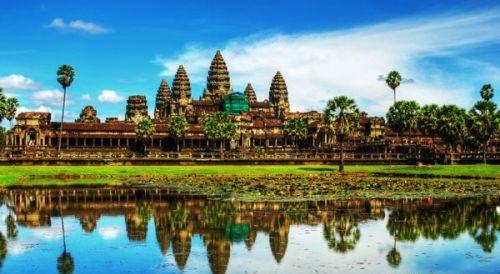 visite Angkor Wat Cambodge