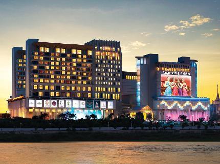 L'hôtel 5 étoiles Naga World - Destinations attrayantes au Cambodge