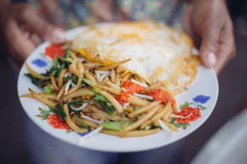 Lort Cha - Spécialités du Cambodge