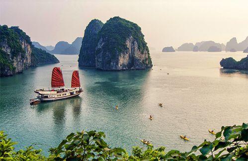 Baie d'Halong - Voyage au Vietnam