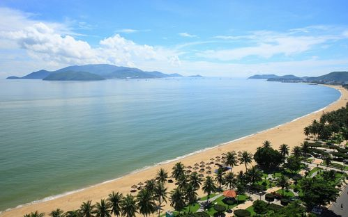 baie de Nha Trang - Voyage au Vietnam