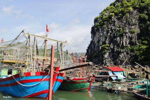 Cat Ba Hai Phong - Voyage au Vietnam