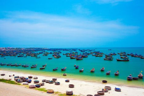Mui Ne Phan Thiet - Voyage au Vietnam