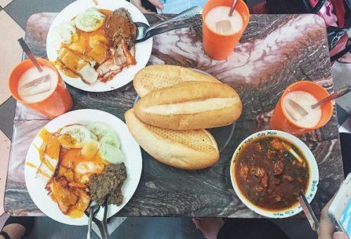 sandwich de dinh ngang - gastronomie vietnam