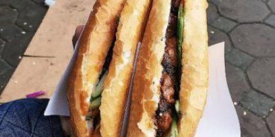 sandwich quan trung - gastronomie vietnam
