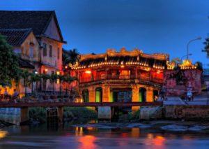 hoi an pagode de pont - voyage sur mesure vietnam