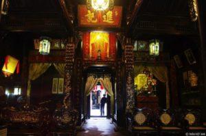 La maison ancienne de Tân Ky hoi an - voyage sur mesure vietnam