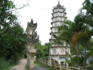 1 îlot de Gieng - voyage à An Giang - Croisière au Delta du Mékong