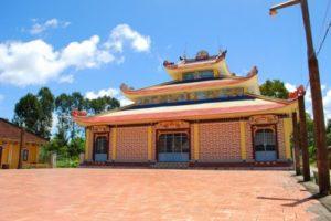3 îlot de Gieng - voyage à An Giang - Croisière au Delta du Mékong